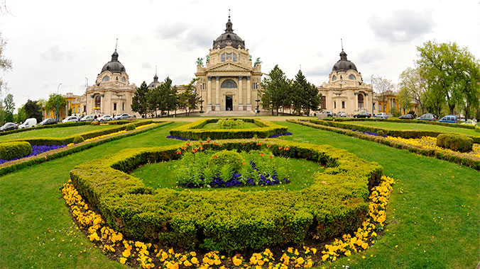 Budapest and Prague: Capital Cities and Jewels of Central Europe