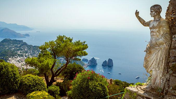 Winter in Amalfi and Sorrento: The Beautiful Italian Coast