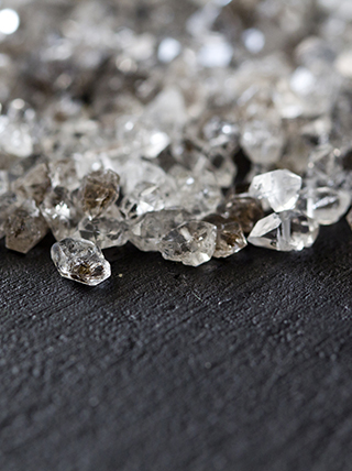 Diamonds Are Forever! Tracking Gems from Source to Sink