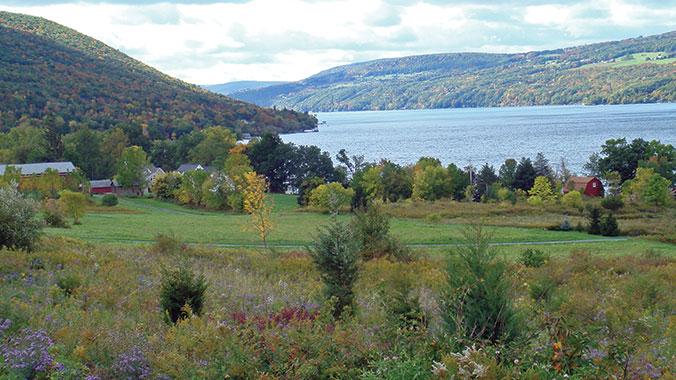 Finger Lakes Sampler New York