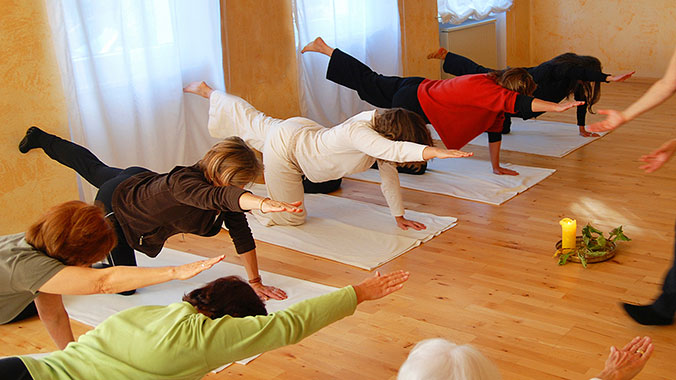 Sedona's Healing Arts For Women: Yoga, Qi Gong, Ayurveda and More