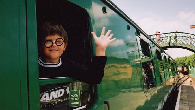 Universal Studios Florida Harry Potter
