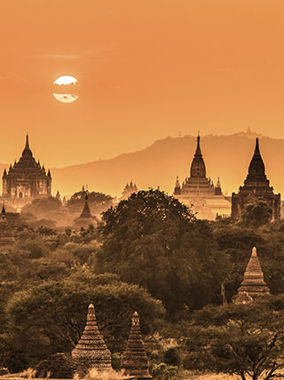 Exotic Burma