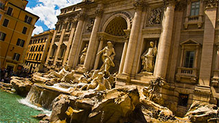 Lodging in Rome Italy