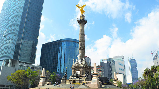 Great Global Get-Together in Mexico City