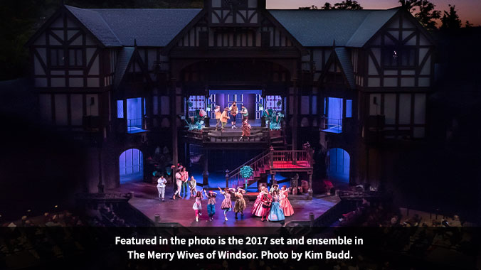 In Good Company: Visionary Theatre at Oregon Shakespeare Festival