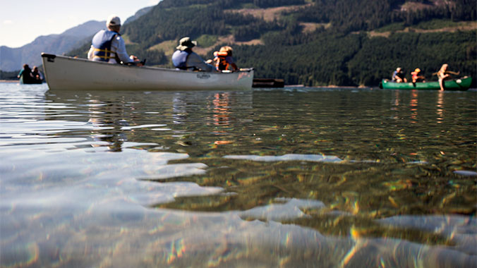 Outdoor Discovery on Vancouver Island With Your Family