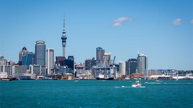 New Zealand Odyssey