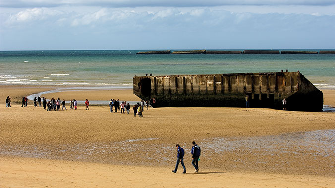 Odyssey at Sea: World War II in France & the British Isles