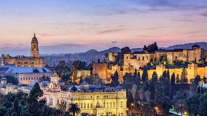 World Academy: Malaga to Athens