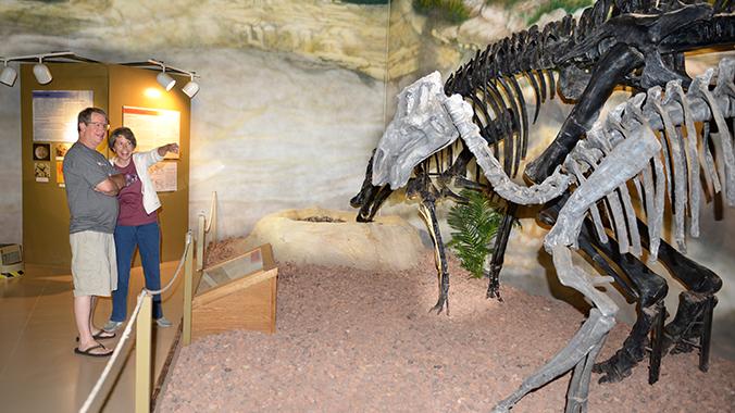 Dinosaurs: Preserving Jurassic Giants