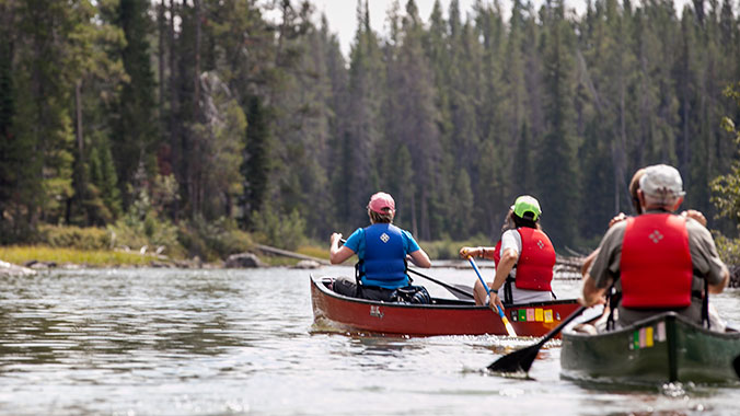 20626 - Canoeing Wild & Scenic Upper Missouri River