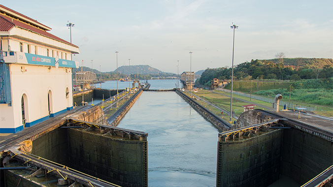 Panama Canal and Costa Rica by Yacht