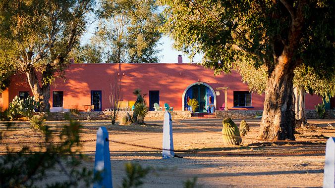 Rancho de la Osa, Tucscon Arizona