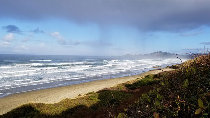 Women Only Experience: Learning, Writing and Walking on the Oregon Coast