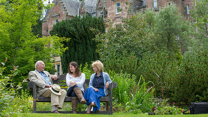 Scotland's Highlands: A Stay at the Aigas Field Center