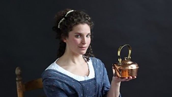 Rendezvous with Rachel Revere: A Living History Performance