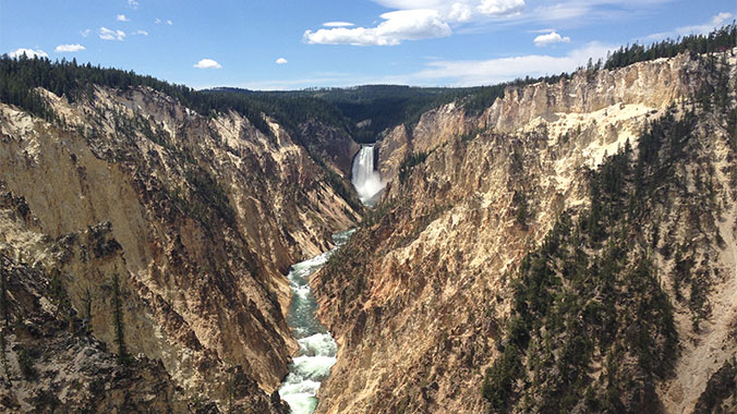 Yellowstone, Tetons Family Camping Adventure