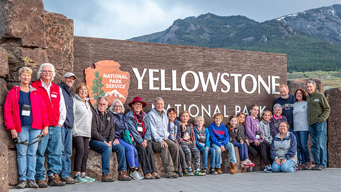 Yellowstone: A Great Outdoor Adventure With Your Family
