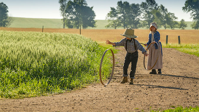 Little House on the Prairie: South Dakota With Your Grandchild