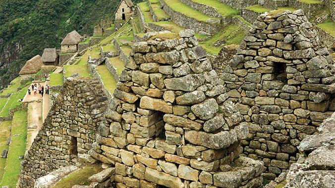 Machu Picchu With Your Grandchild