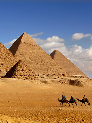 Ancient and Modern Egypt