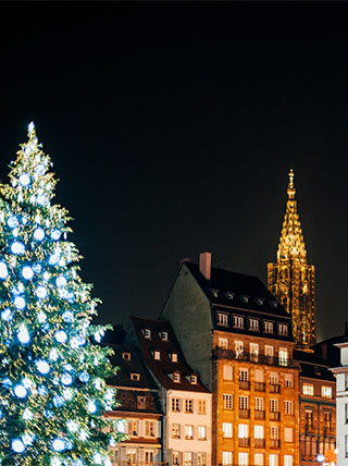 Joyeux Noël! Discover Strasbourg's Christmas Markets by Barge