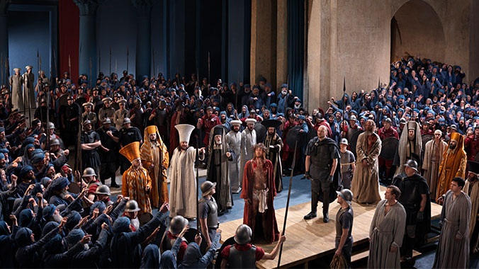2020 Passion Play in Oberammergau and Vienna